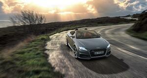 アウディTTロードスターが生産終了! 限定車「ファイナルエディション」を9月15日発売