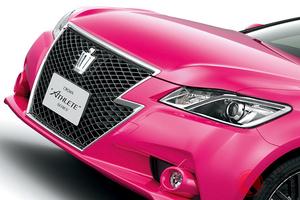 ピンクのクラウンに、黒すぎるBMW!? 奇抜なカラーリングの車5選