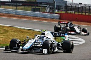 ラティフィ「クルマのフィーリングは文句なし。レースペースは良くてポジティブだ」:ウイリアムズ F1第5戦決勝