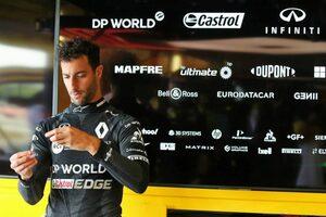 リカルド「ターン3でミスをしてスピン。あの時点で僕のレースは終わった」:ルノー F1第5戦決勝
