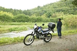思わぬトラブル! でもレンタルバイクなら心強かった!