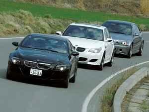 【ヒットの法則321】BMW M5、M6、M3 CSLの細部をチェックしてMモデルの凄さがわかった