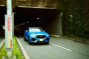 そしてこのボディは速い「Jaguar F-Pace」──ミドルサイズSUVクーペが最強説3