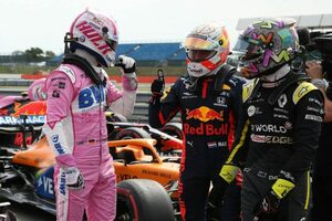 ヒュルケンベルグの走りをフェルスタッペンも称賛「彼は間違いなくF1にふさわしいドライバーだ」