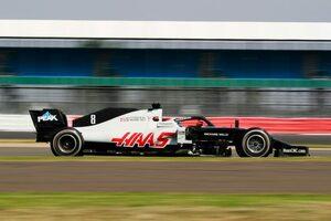 グロージャン「風向きが不安定で突風も吹いたが、プッシュできてラップタイムも良かった」:ハース F1第5戦決勝