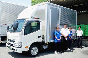 久松自動車販売、普通免許で運転可能な小型バン型トラック開発 物流業界の人手不足解消を後押し