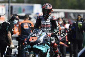 【レースフォーカス】ランキングトップのクアルタラロ、ラップタイム差に疑問/MotoGP第4戦