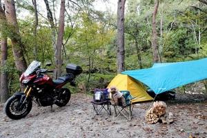 梅雨のキャンプツーリング、備えあれば憂いなし!? 簡単に準備できる雨対策とは?