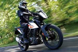 KTM「390 アドベンチャー」普通二輪免許で乗れる本格派ロングツーリングバイク!【試乗インプレ・車両解説】(2020年)