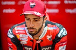 MotoGP:ドゥカティのドヴィツィオーゾ、モトクロスレース中に鎖骨を骨折。2週間後のシーズンに向け手術へ