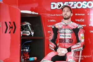【MotoGP】アンドレア・ドヴィツィオーゾ、ドゥカティ残留は確定的か。早ければ開幕戦前には発表?