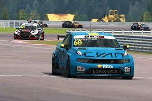 WTCR:eシリーズ第3戦でLynk&Coが初優勝。エルラシェールとホンダのタッシが勝利