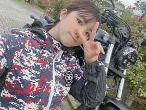 ほぼ月刊「梅本まどかとオートバイ」vol.25 HONDA Rebel250