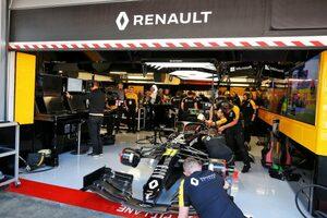 ルノーF1、オーストリアGPに3戦分のアップデートをまとめて投入