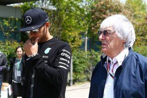 元最高権威者エクレストンの人種差別問題に関するコメントを、F1とハミルトンが激しく批判