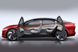 【どこまで増える?】VWのEV 大型SUV/ミニバン/サルーンの構想 パサート/フェートンの後継は?