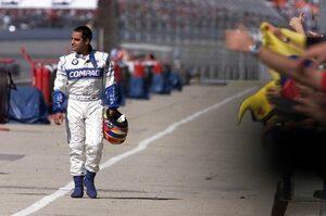 F1名ドライバー列伝(7)ファン・パブロ・モントーヤ:デビュー3戦目でシューマッハーに競り勝った南アメリカのスター