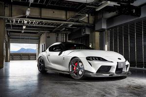 「大御所BMWチューナー作のGRスープラが美しすぎる!」3DDesignが提案する真の大人仕様