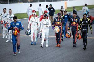 F1ボス、コロナ対策に全力「万一、感染者が出ても開催可能な態勢を整える」チームはリザーブドライバーを用意