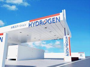 日本水素ステーションネットワーク、2020年度 水素ST20拠点新設