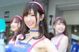 素顔はモースポマニア!? トップカテゴリー制覇の生田ちむちゃんの素敵な笑顔