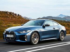 新型BMW 4シリーズクーペ登場、新デザインのキドニーグリルを採用して存在感をアピール