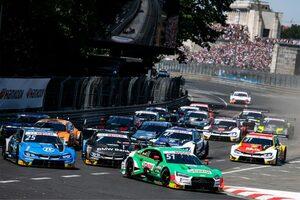 DTMが2020年カレンダーのアップデート版を発表。第2戦にスパ・フランコルシャンを追加