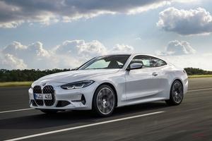 【ボディ拡大】新型BMW 4シリーズ、発表 3シリーズから変化 M440iから投入 M4は2021年
