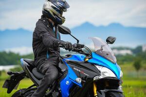 有名『峠』十番勝負!《出発~赤城編》/連続10峠をスズキのバイクで駆け抜けろ!【SUZUKI GSX-S1000F】