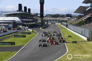 2020年のF1、第9戦目以降は「急いで決める必要はない」とキャリーCEO語る……日本GPの開催可否は?