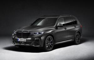カラーで差をつけろ! 「BMW X7」に限定の「エディション・ダークシャドー」が登場