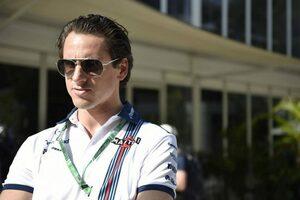 元F1ドライバーのエイドリアン・スーティルが所有する『マクラーレン・セナLM』が事故で大破