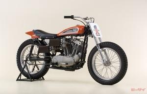 実は50年前にレーサーがあった! アメリカンバイクの代名詞ハーレー伝説の「XR750」を振り返る