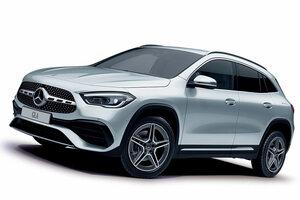 【注目したい6つのポイント】メルセデス・ベンツGLA新型 前・後席/4WD/最低地上高