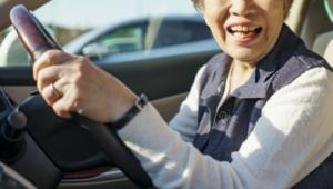 65歳以上の高齢ドライバーの2割に認知機能低下の疑い