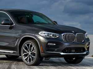 BMW X4に2Lのディーゼルターボエンジン搭載した「X4 xDrive20d」が追加設定に