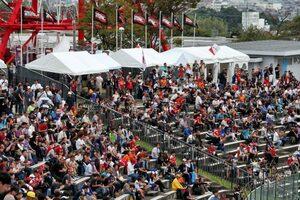 F1、秋にはファンの入場に期待「満席にせず、人数を制限したイベントになるかもしれない」