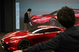 """バーチャルでも""""人間中心""""を追求/マツダRX-VISION GT3コンセプトのデザインストーリー"""