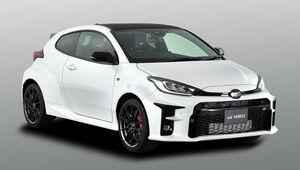 GRヤリスの通常モデルのラインアップが発表。RZに加え、CVT車と競技ベース車を設定