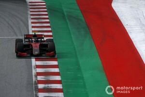 F2シュピールベルク:レース1はアイロットが制す。日本勢最上位は松下の9位、角田はほろ苦い初陣に。佐藤はスタートできず