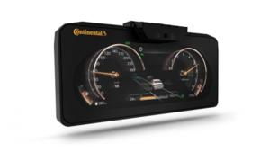 3Dメガネがなくても、ドライバーが3次元の警告信号を見られる!コンチネンタルが新開発した 「裸眼立体3Dディスプレー」