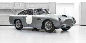 アストンマーティン ワークス、「DB4 GT コンティニュエーション」の生産第1号車を販売へ。