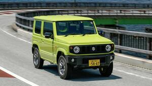 【試乗】スズキ ジムニー5速MT車はオンロードでのスポーツ走行もOK。シフトワークが楽しい!