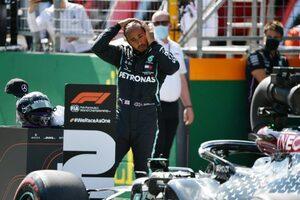 予選2番手のハミルトン、複数の審議もグリッド降格はなし:メルセデス F1オーストリアGP