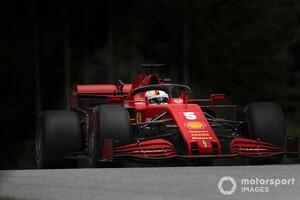 真っ向勝負で予選Q2脱落……フェラーリに衝撃。ベッテル「驚きの結果だった」