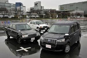 やっぱりノーマル? 改造車の個性もアリ? 規制緩和で超多様化しているタクシー事情