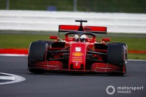 ベッテル、トラブル続きの週末も腐らず「あとは良くなっていくだけ」|F1イギリスGP