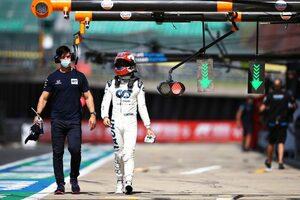ピエール・ガスリーに聞く好調の理由と、レッドブルのアルボンの状況と1年前の自分【F1第4戦予選】