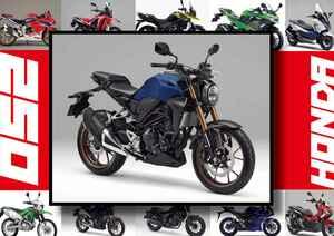 ホンダ「CB250R」いま日本で買える最新250ccモデルはコレだ!【最新250cc大図鑑 Vol.001】-2020年版-