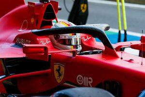 ベッテル、タイム抹消で10番手「走行不足で理想的な走りができず」フェラーリ【F1第4戦予選】